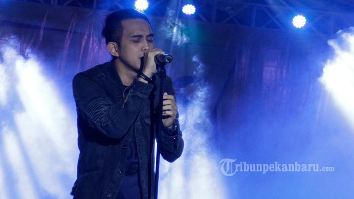 Foto Konser Lyla Lapangan Purna Mtq Pekanbaru Tribun Kota