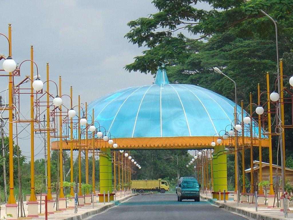 Jl Arifin Achmad Riau Mapio Net C11e Production Taman Labuai
