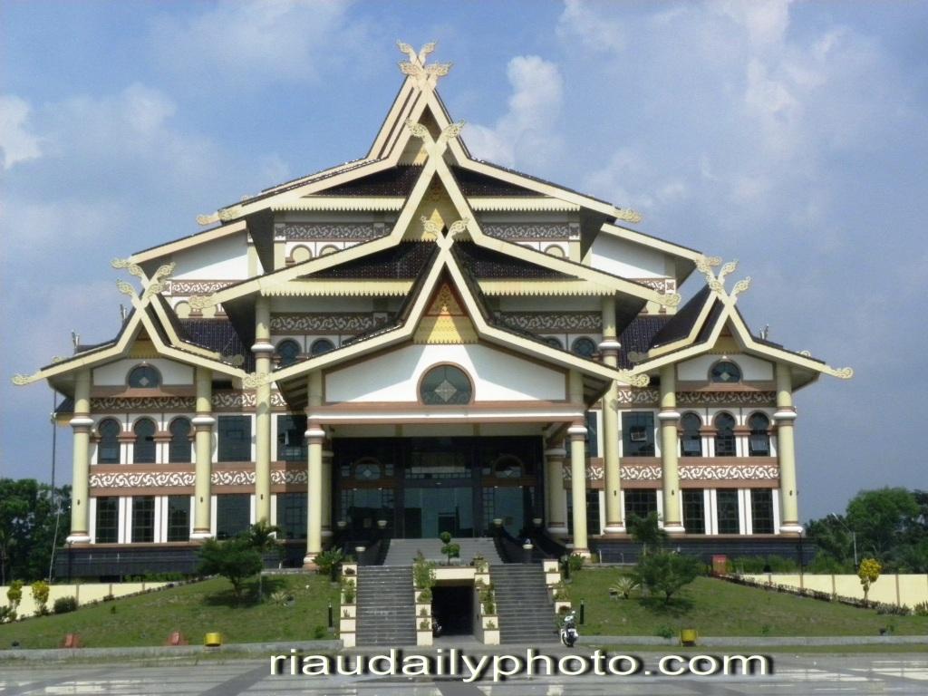 Kompleks Bandar Serai Raja Ali Haji Purna Mtq Riau Magazine