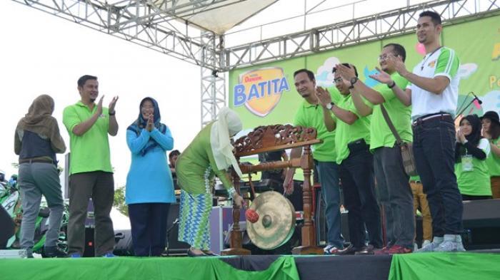 Nestle Indonesia Gelar Kegiatan Gebyar Anak Tanggap Batita Tribun Lapangan