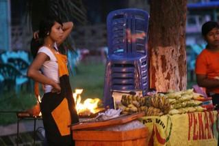 Pedagang Jagung Mtq Pekanbaru Ajukan 4 Syarat Tribun Lapangan Purna