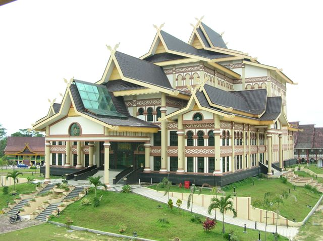 Purna Mtq Wisata Pekanbaru Lapangan Kota