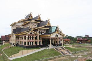 Seni Budaya Pariwisata Indonesia Tempat Wisata Bandar Raja Ali Haji