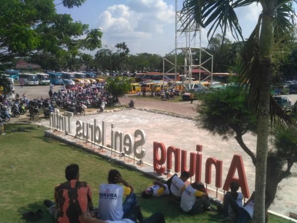 Video Situasi Purna Mtq Jelang Kedatangan Presiden Bertuahpos Lapangan Pekanbaru