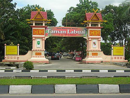 Wikigogo Purna Mtq Bandar Serai Interesting Pakanbaru Taman Labuai Pekanbaru