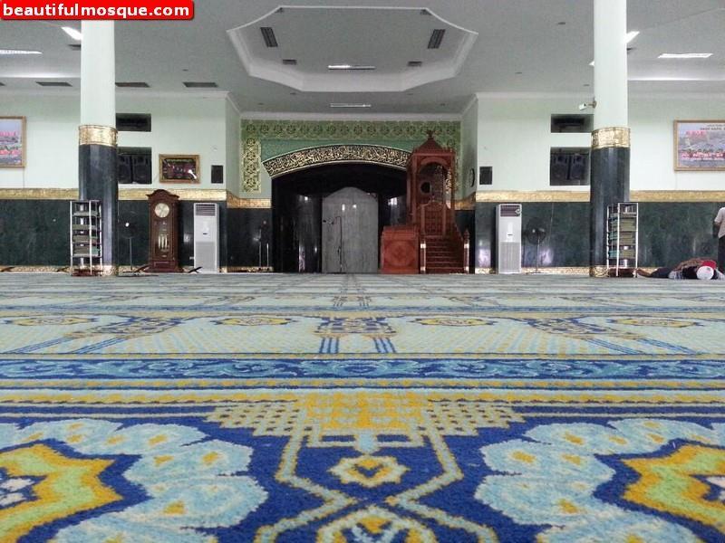 Beautiful Mosques Pictures Gambar Masjid Agung Nur Annur Pekanbaru Kota