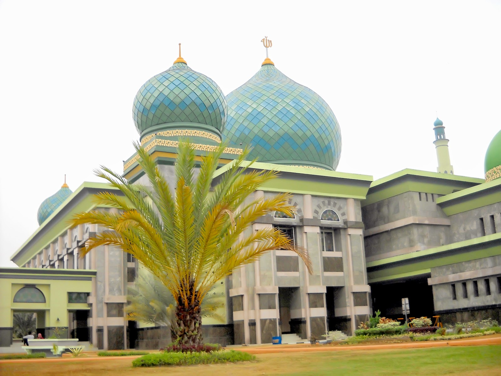 Berbagi Pengetahuan Bersama Sc2 Art Photo Masjid Agung Nur Pekanbaru