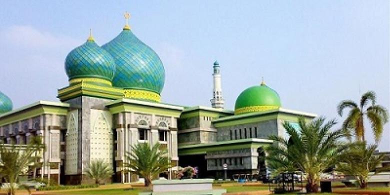 Inilah Rahasia Balik Kemegahan Masjid Agung Nur Pekanbaru Kota