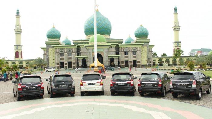 Innova Community Chapter Riau Kopdar Pitek Lanang Masjid Agung Nur