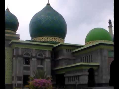 Masjid Agung Nur Pekanbaru Direncanakan Direnovasi Youtube Kota