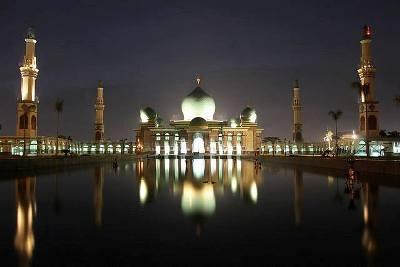 Risalah Mutiara Tauhid Masjid Agung Nur Pakanbaru Riau Foto Pekanbaru