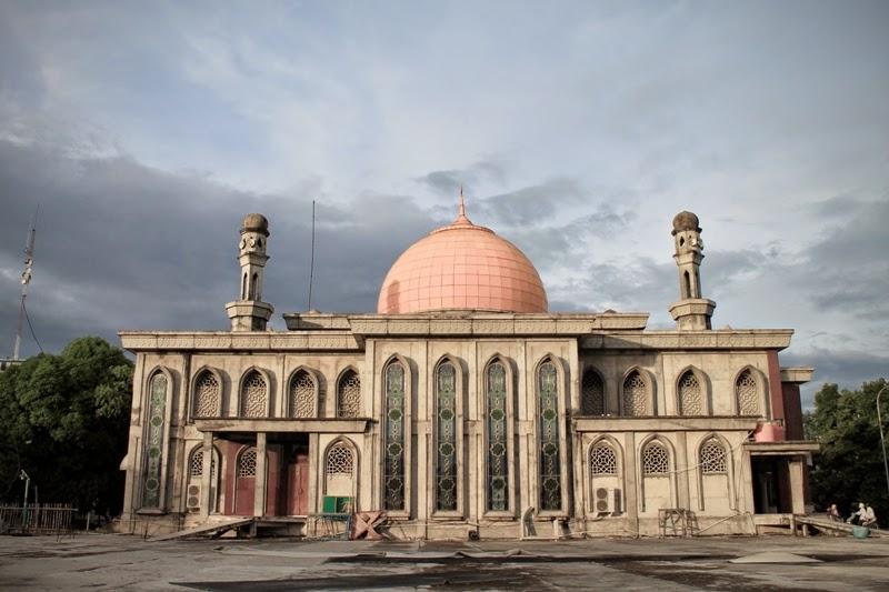 Fodamaraforum Pemuda Masjid Raya Kota Pekanbaru Dibangun Abad 18 Tepat