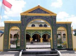 Historia Vitae Magistra Masjid Raya Nur Alam Senapelan Tonggak Sejarah