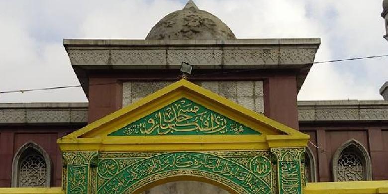 Imam Turki Masjid Raya Pekanbaru Kompas Kota