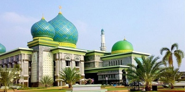 Inilah Rahasia Balik Kemegahan Masjid Agung Nur Pekanbaru Raya Kota