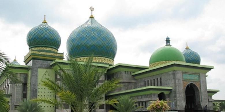 Inilah Tokoh Penggagas Berdirinya Masjid Agung Nur Pekanbaru Raya Kota