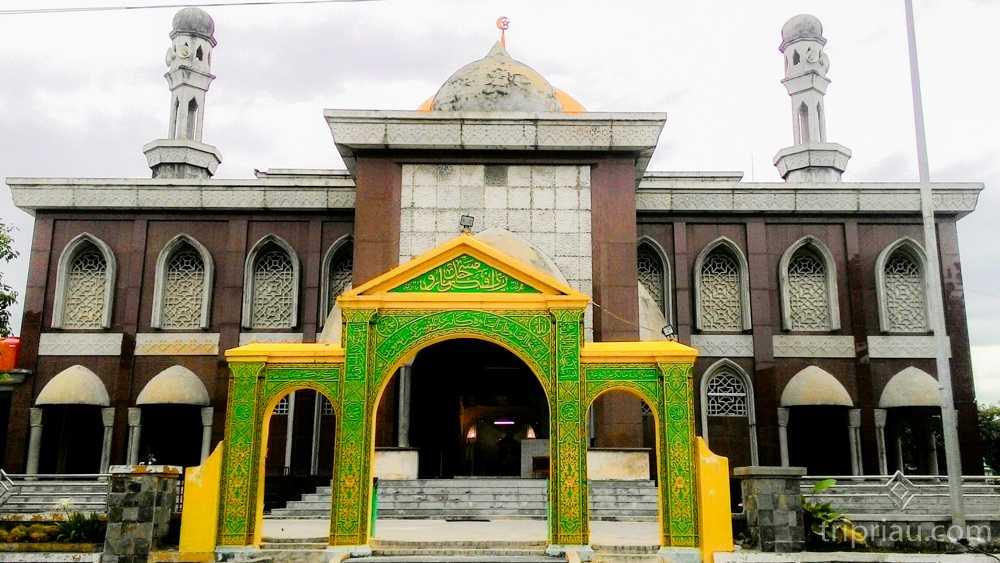 Keistimewaan Sumur Tua Masjid Raya Pekanbaru Terkenal Hingga Mesjid Didirikan