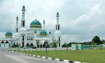 Masjid Raya Dumai Pekanbaru Photo Flickriver Kota