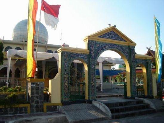 Masjid Raya Pekanbaru Fokuzzone Tinggal Kenangan Luluh Lantak Rata Tanah