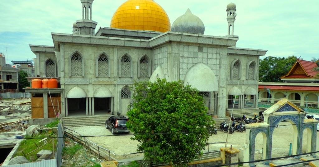 Masjid Raya Pekanbaru Gemma Gerakan Memakmurkan Kota