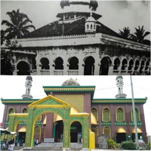 Masjid Tertua Sebagai Cagar Budaya Hilang Diganti Megah Raya Nur
