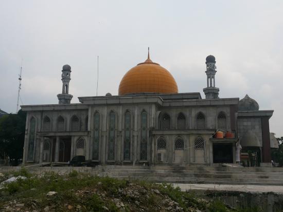 Mesjid Bersejarah Pekanbaru Ulasan Masjid Raya Kota