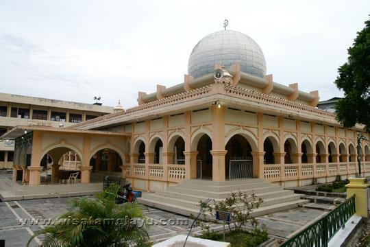 Mesjid Raya Pekanbaru Riau Tour Masjid Kota