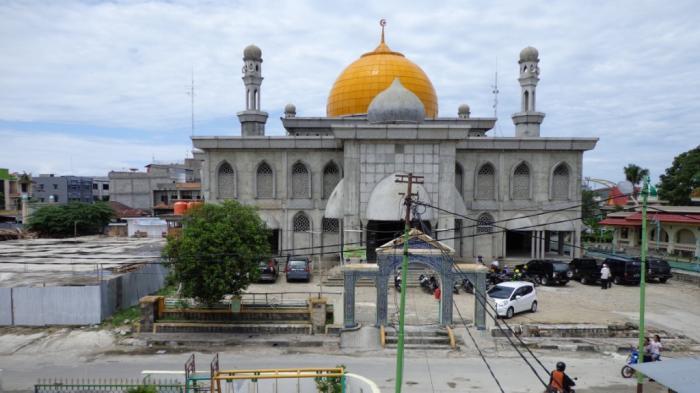 Minta Masjid Raya Dimasukkan Cagar Budaya Tim Laskar Melayu Bpcb