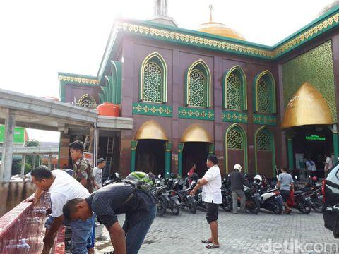 Mulut Soal Sumur Tua Masjid Raya Pekanbaru Cerita Kota