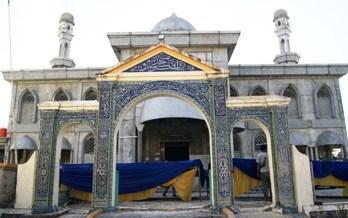 Pekanbaru Kota Bertuah Keluarga Pelancong Masjid Agung Raya