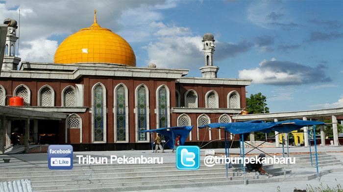 Pemko Tetapkan 13 Masjid Jadi Tempat Pelaksanaan Safari Ramadan Tapi