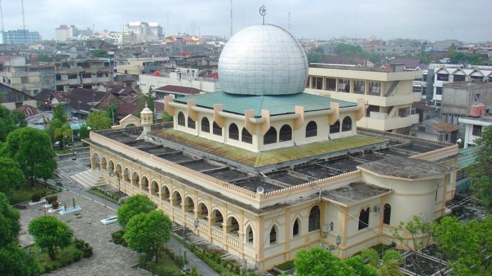 Revitalisasi Cagar Budaya Masjid Raya Pekanbaru Dinilai Salahi Aturan Kota