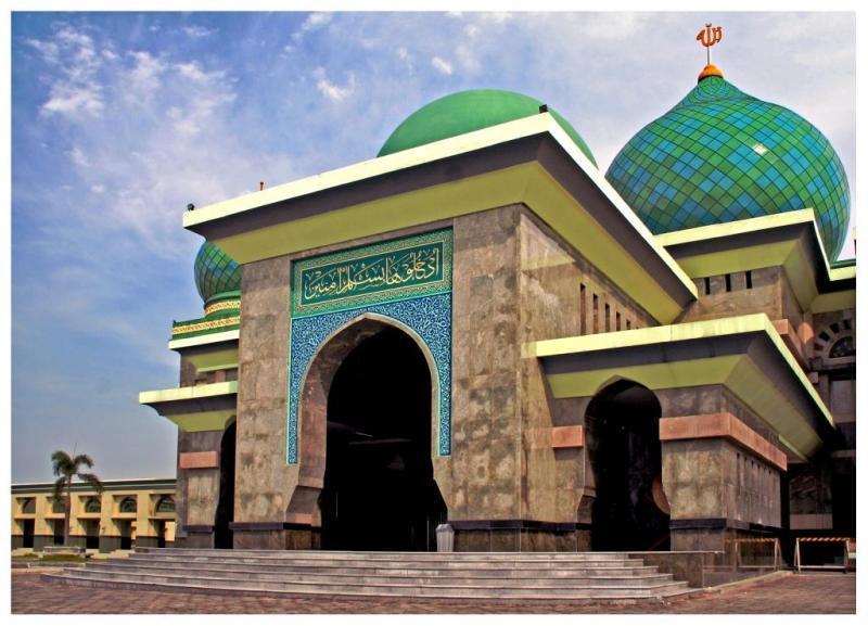 Sistem Informasi Masjid Indonesia Profil Mushalla Mesjid Agung Nur Berdiri
