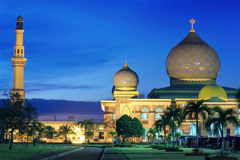 Sistem Informasi Masjid Indonesia Profil Mushalla Raya Pekanbaru Kota