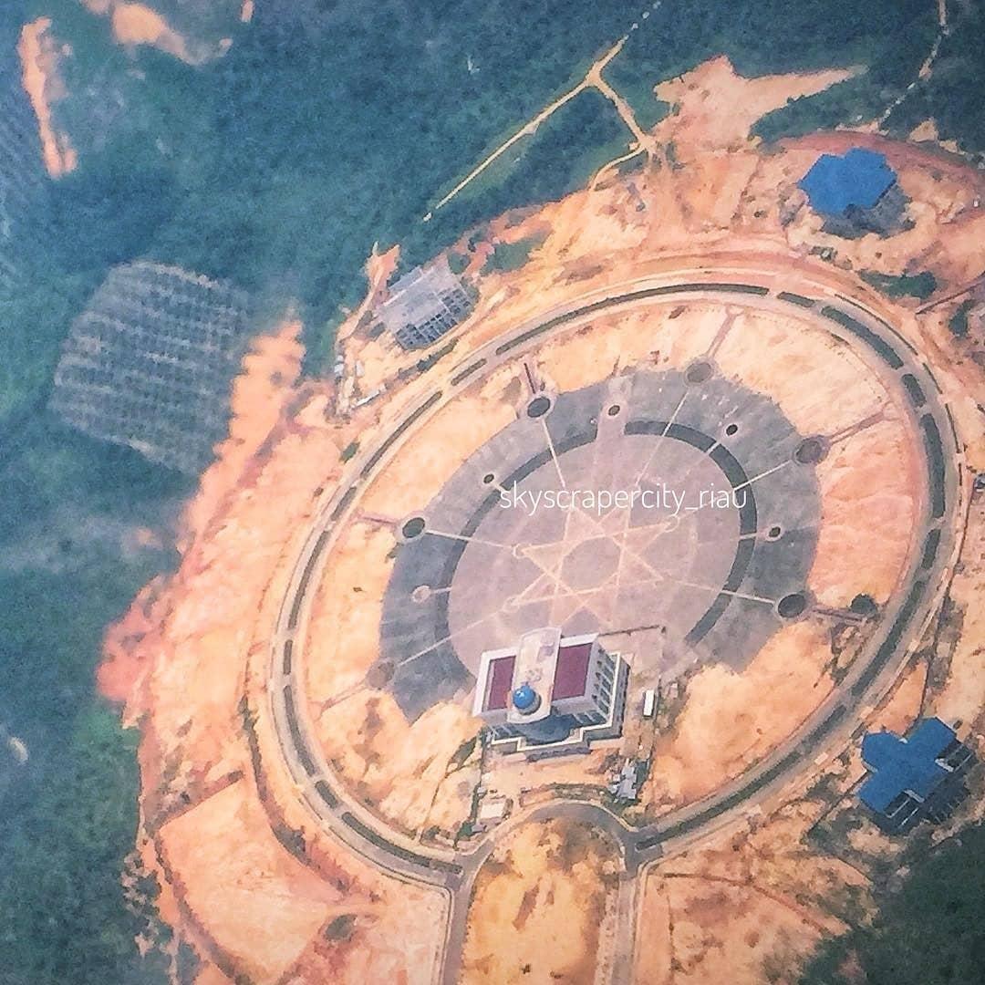 Infiariau Hash Tags Deskgram Kawasan Pentadbiran Komplek Pemerintahan Pemko Pekanbaru