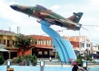 Maimun Shaleh Penerbang Pertama Aceh Jagad Fakta Prosesi Peletakan Pesawat