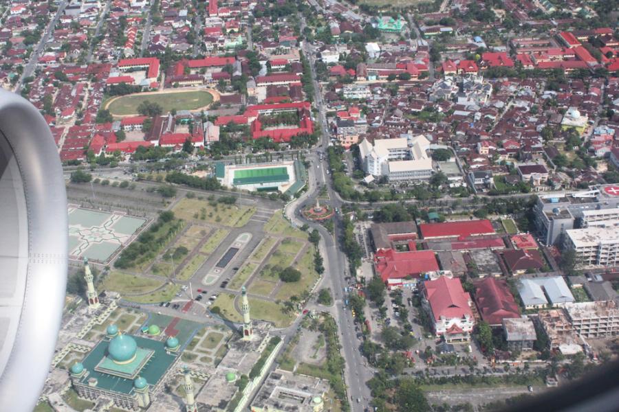 Pekanbaru Kota Pertumbuhan Penduduk Pesat Bahkan 2012 Melebihi 4 Monumen