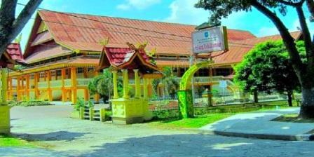 12 Tempat Wisata Pekanbaru Riau Populer Traveluxion Museum Nila Utama