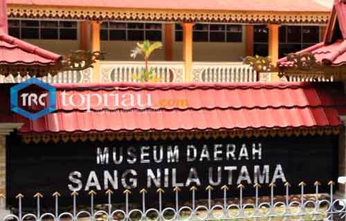 7 Benda Bersejarah Museum Nila Pekanbaru Hilang Misterius Berada Jalan