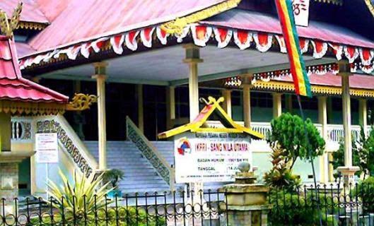 Anjelir Gia Muntasa Wisata Alam Riau Pekanbaru Museum Nila Utama