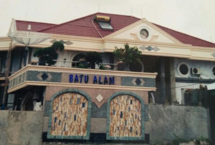 Comfortable Room Batu Alam Homestay Pekanbaru Mmi Bukit Raya Exterior