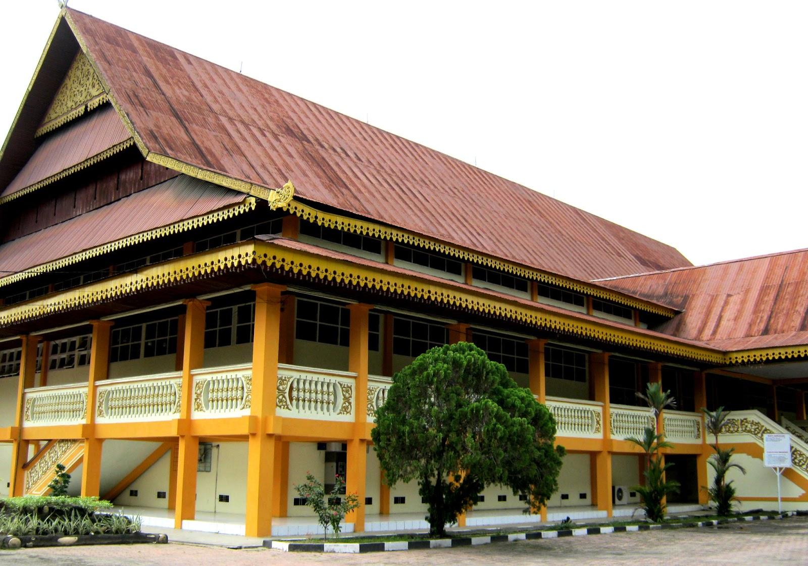 Foto Pemimpin Riau Museum Nila Utama Keliling Provinsi Musium Kota