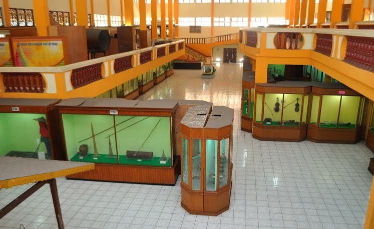 Museum Daerah Nila Utama Wisatago Solution Musium Kota Pekanbaru