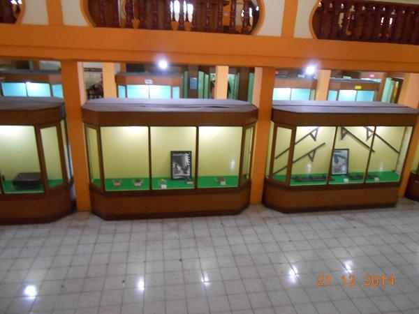 Museum Daerah Riau Nila Utama Persatuan 03 Musium Kota Pekanbaru