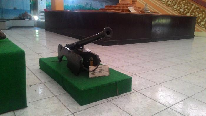 Museum Nila Utama Destinasi Menyimpan Ragam Senjata Peninggalan Voc Lho