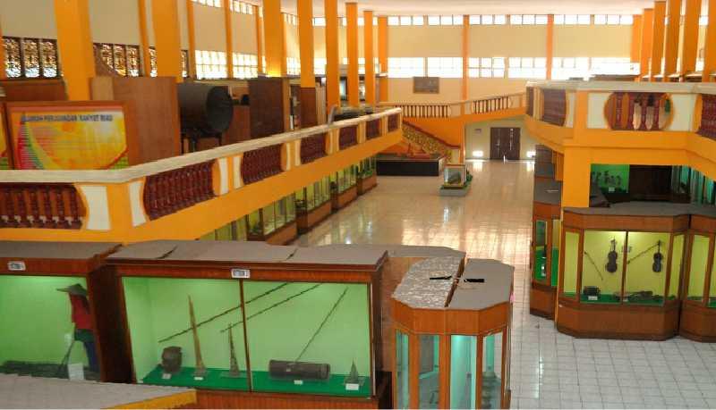 Museum Nila Utama Kekurangan Satpam Nihil Cctv Musium Kota Pekanbaru