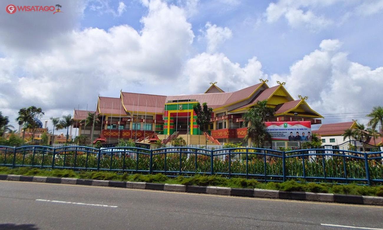 Museum Nila Utama Pekanbaru Menyimpan Peradaban Budaya Negeri Riau Musium