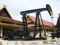 Museum Nila Utama Pekanbaru Slowtravelid Indonesian Slow Tempat Terbaik Mengenal