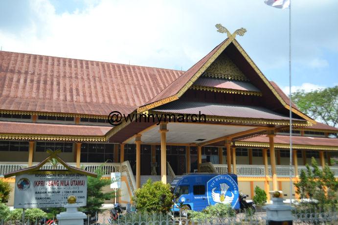 Museum Nila Utama Pekanbaru Winny Marlina Musium Kota