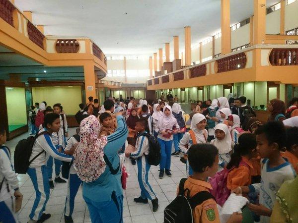 Museum Nila Utama Percantik Diri Musium Kota Pekanbaru